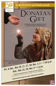 Donata's Gift musical by Christine Kallman