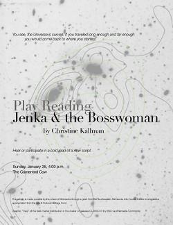 Jenka and the Bosswoman by Christine Kallman