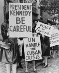 Cuban Missile Crisis Protest Women Strike for Peace