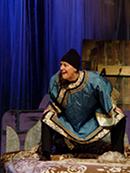 Christine Kallman plays